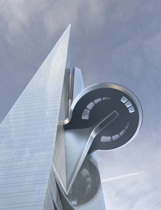 Saudis Set to Build Kingdom Tower, Soon to be The World's Tallest Building
