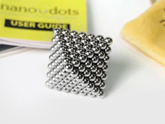 Nanodots are the strongest magnets on Earth and so much fun