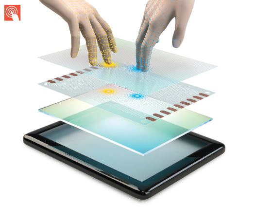 How It Works: A Touchscreen That Knows You