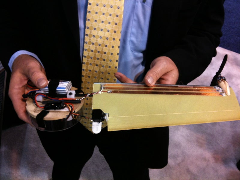 Sneak Preview: Military's Maple-Seed-Inspired Drone, Plus More to Come at UAV Show Next Week