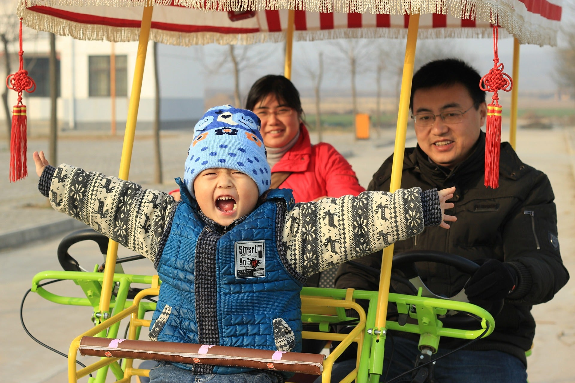 China Relaxes Its One-Child Policy