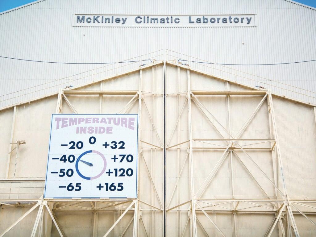 """""""Mckinley"""