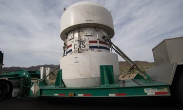 Uncle Sam Wants You To Store Our Nation's Radioactive Waste