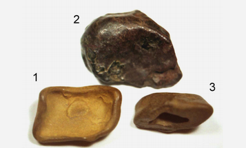 Are These Fragments From The Mysterious Forest-Flattening 1908 Tunguska Explosion?