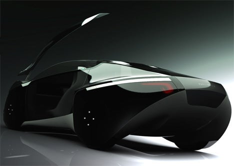 The Equilibrium Concept: A Car That Acts Like A Person