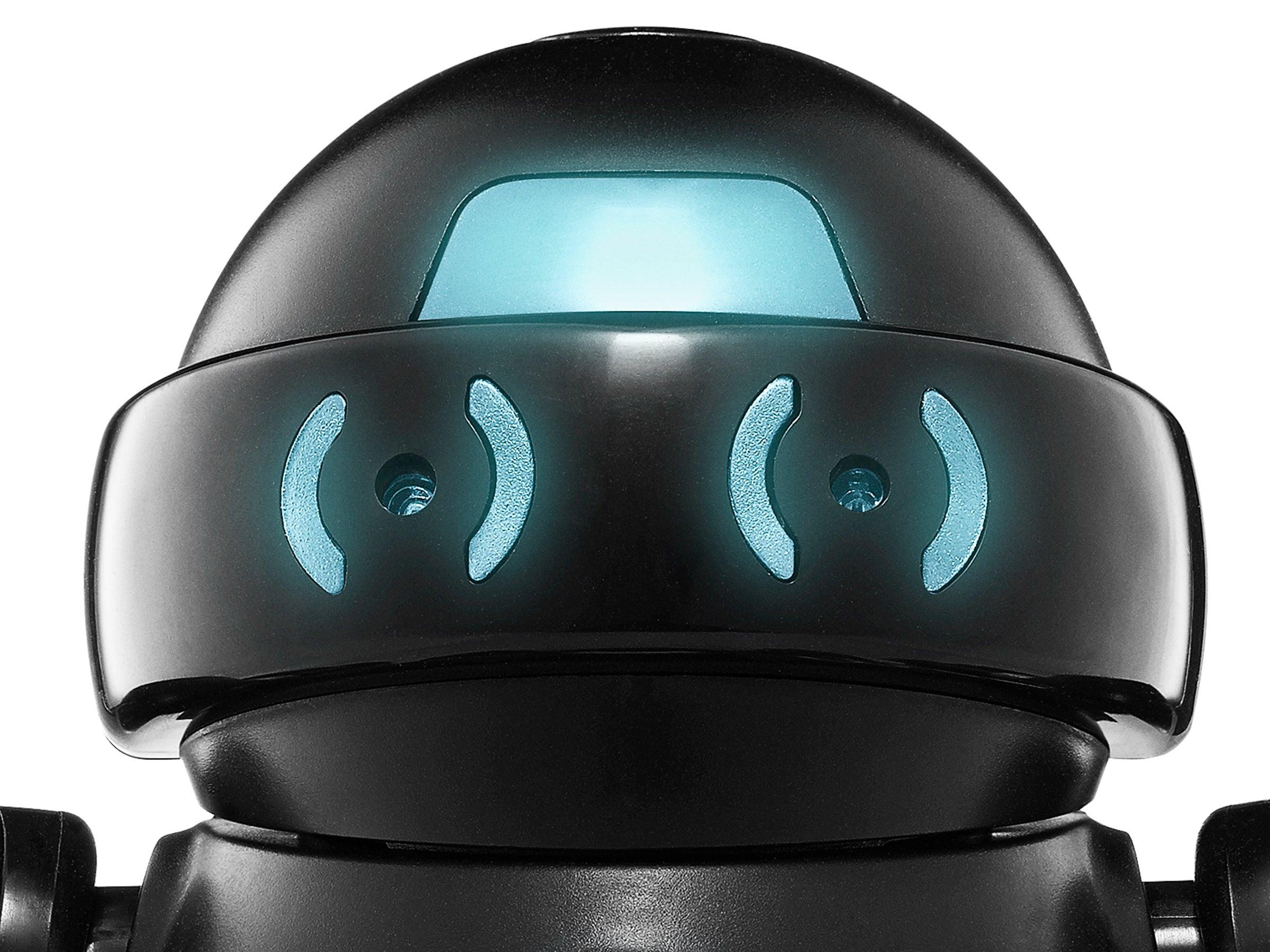 robot blue eyes WowWee MiP