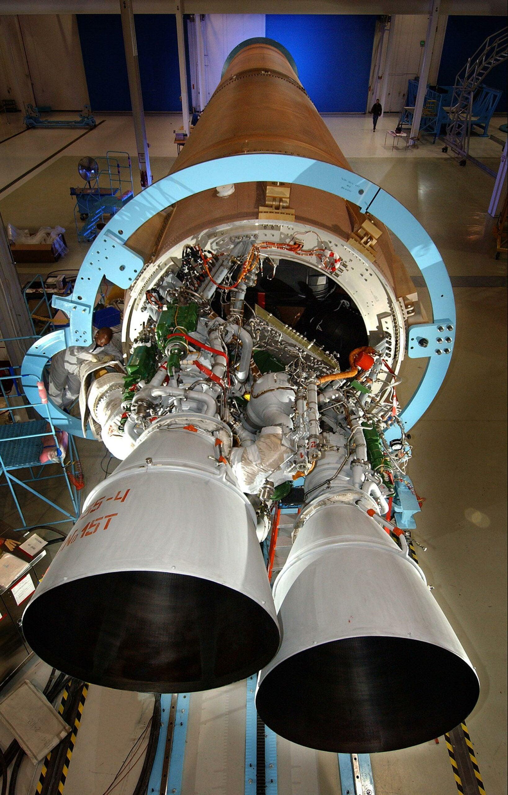 Lawmakers Still Battling Over Russian Rocket Engines