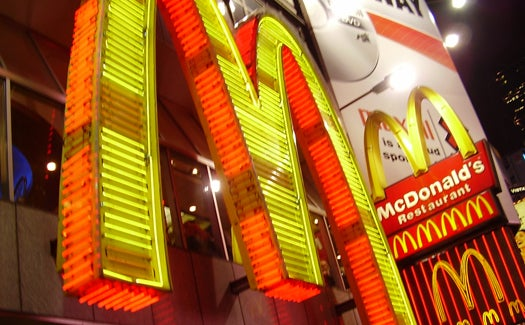 Science Confirms The Obvious: Kids Love McDonald's