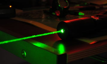 How Does The FBI Catch People Who Shine Lasers At Airplanes?