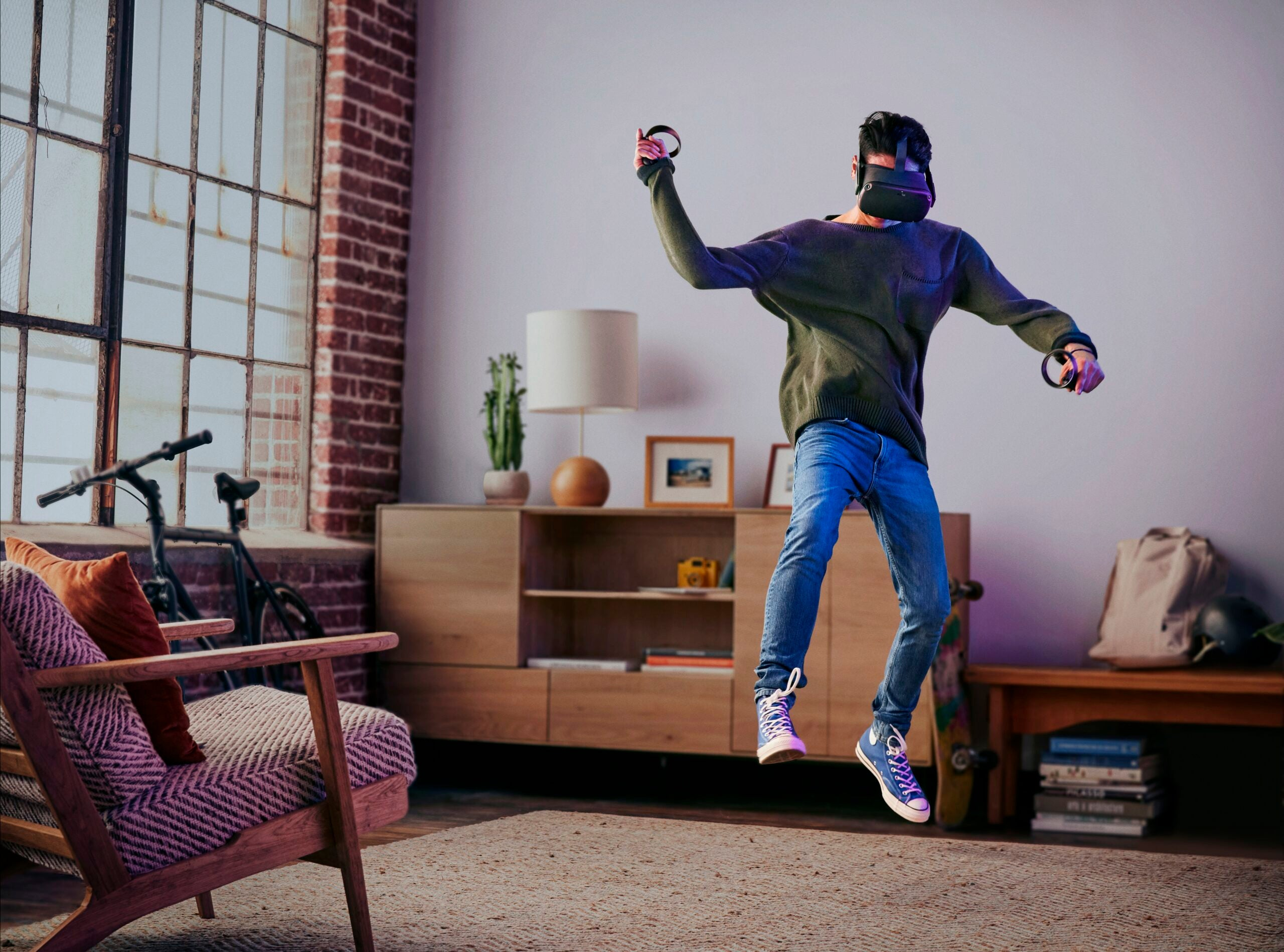 The Oculus Quest's new feature is a crucial step for mainstream VR