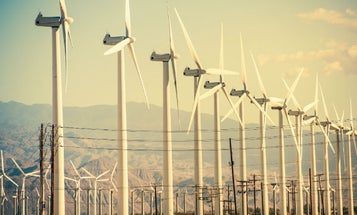We're doing a great job of creating renewable energy—but we don't have the infrastructure to actually use it