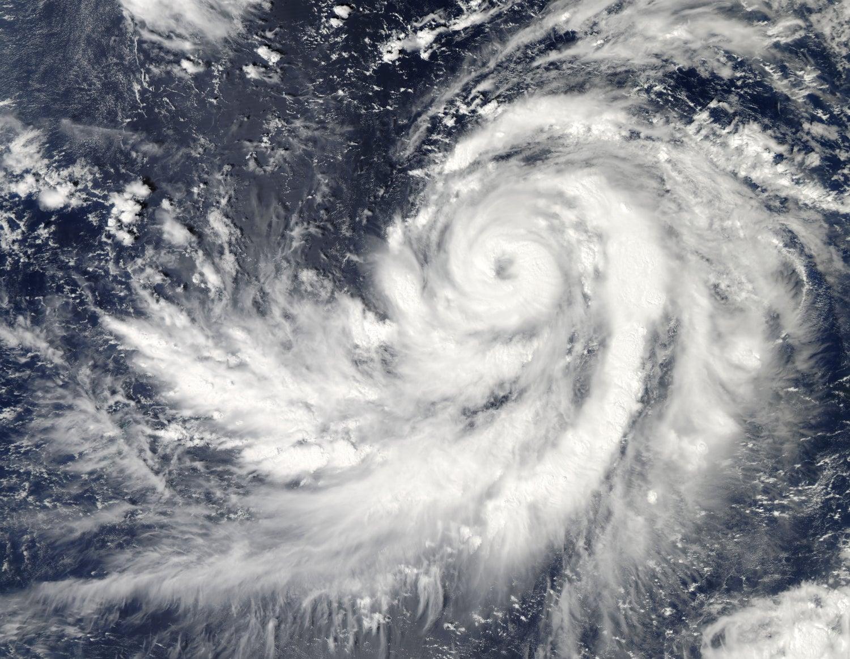 Big Pic: Typhoon Francisco Swirls Near Guam