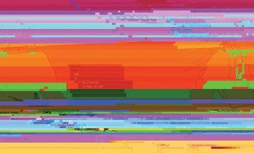 The Computer Glitch As Art