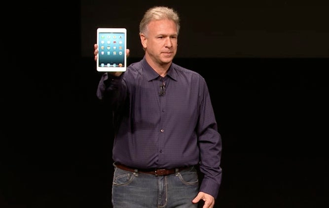 Apple Goes Small At Today's Announcement With iPad Mini