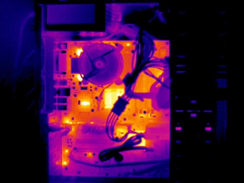 Computer heat
