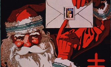 Big Pic: Ho Ho Ho, Don't Forget About Tuberculosis!