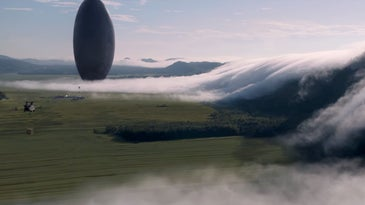 'The Arrival' trailer screenshot