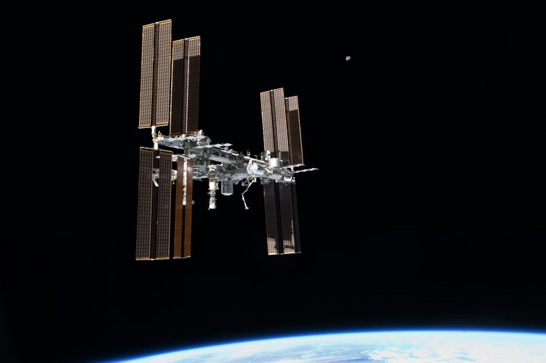 To Check Astronaut Health, ESA Is Developing a Blood Analysis Lab-On-A-Chip That Works in Space
