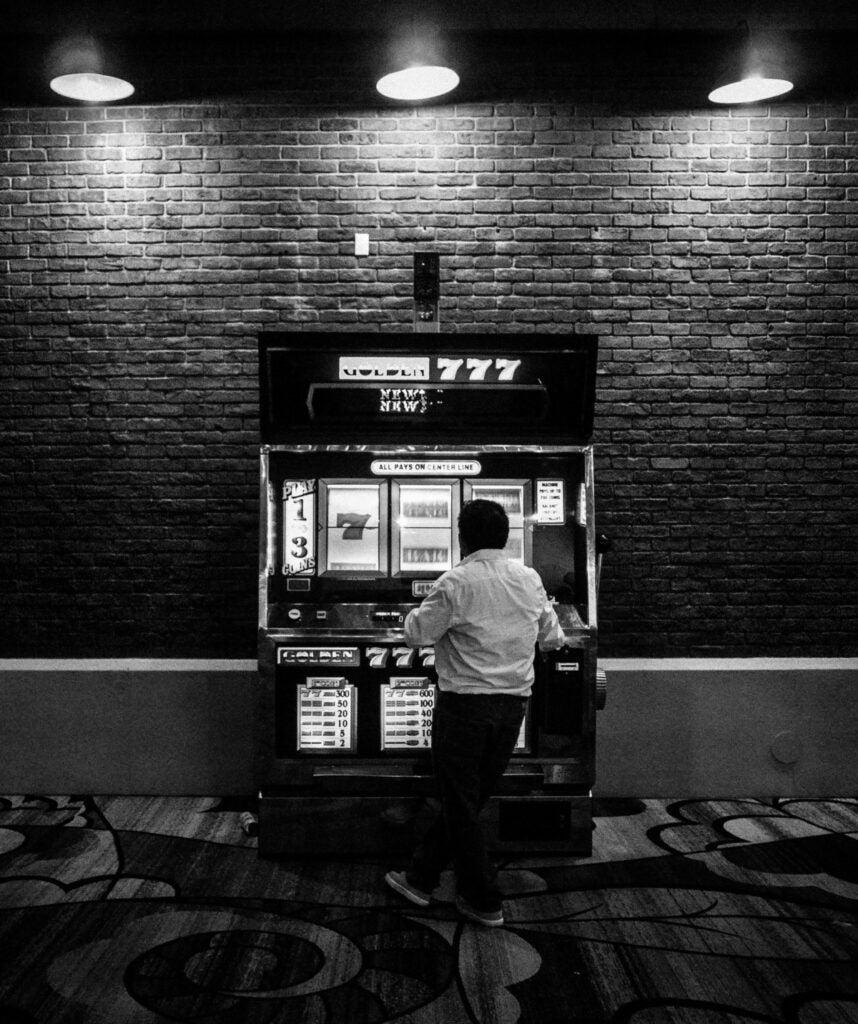 The climate is like a slot machine.