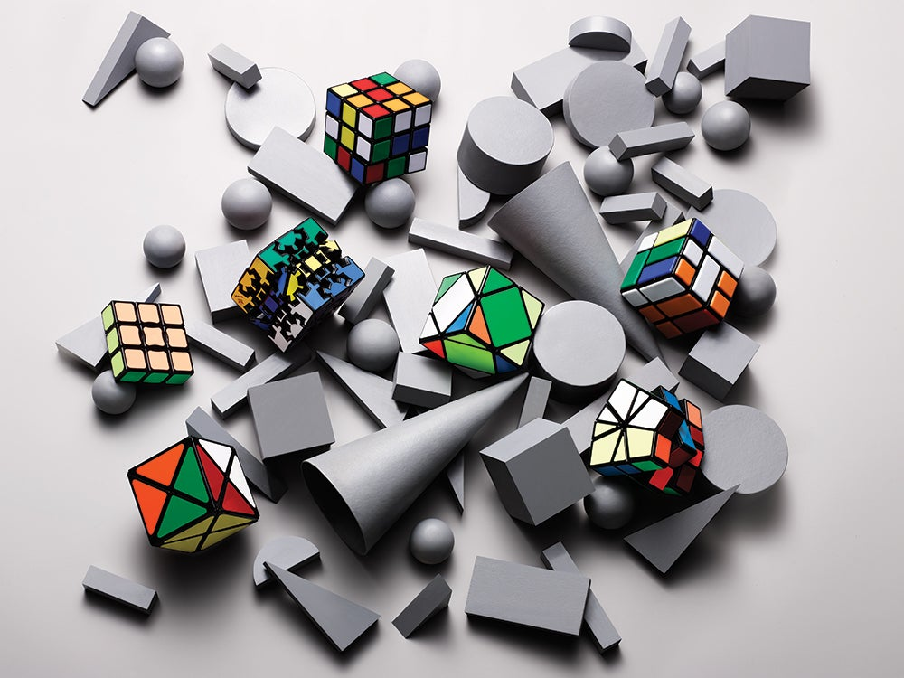 The perfect Rubik's to challenge your brain—whether you're a beginner, expert, or in between