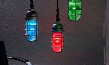 Liquid Lamps