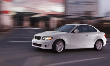 The All-Electric BMW Active E