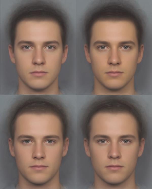 Skin tone faces