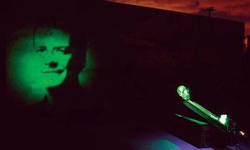 The Graffiti Laser