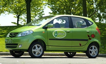 Stop Snickering: ExxonMobil Lends Tech to Launch Electric Car