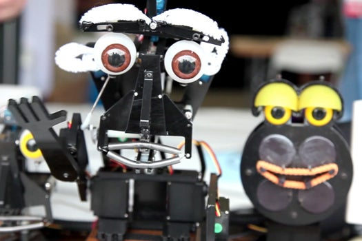 Video: 3 Crazy Maker Faire Projects