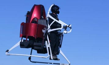 Dubai Is Buying Jetpacks For Its Firefighters