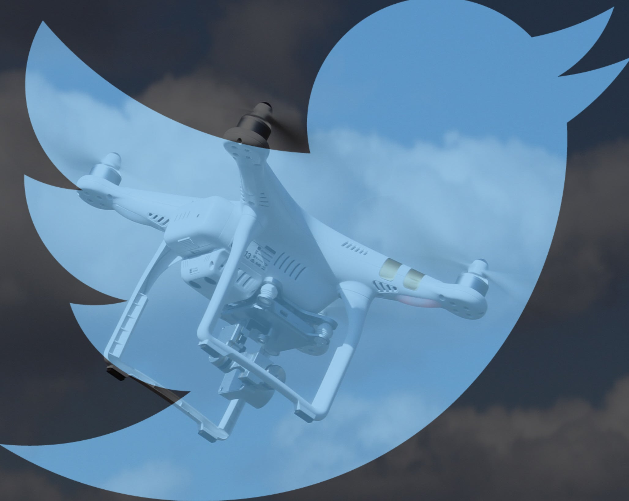 Twitter Just Patented Tweet-Piloted Drones