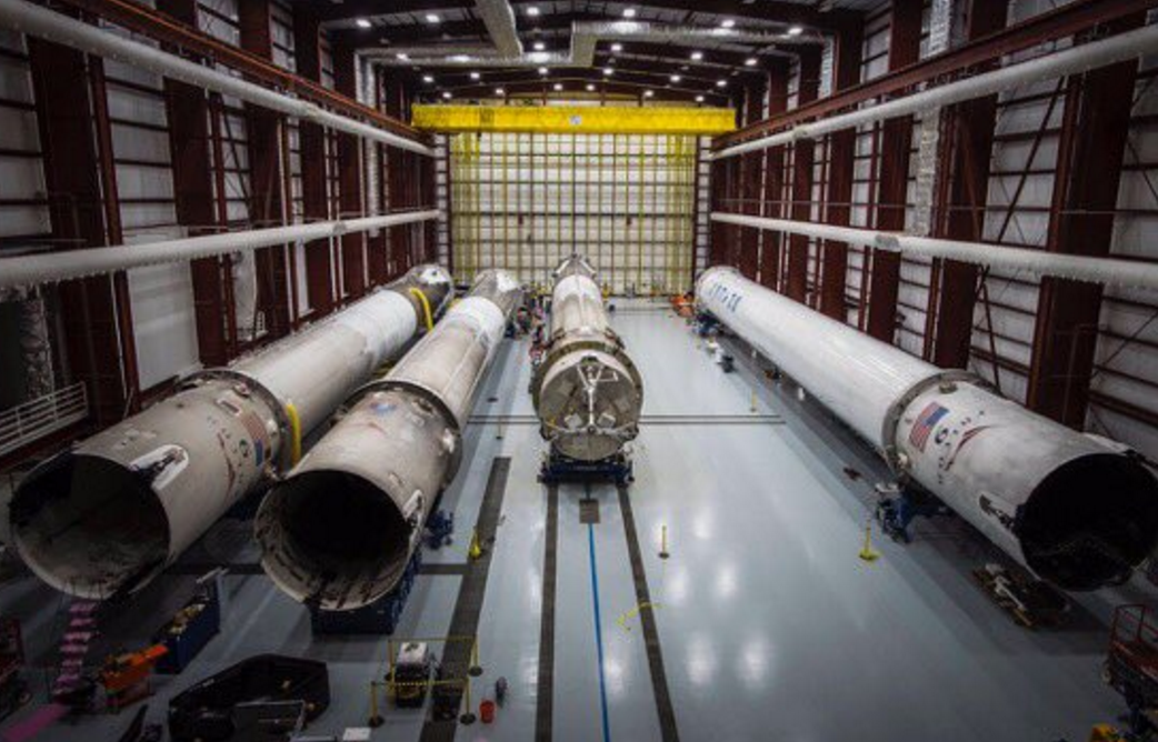 SpaceX Plans To Re-Use A Rocket For The First Time This Fall