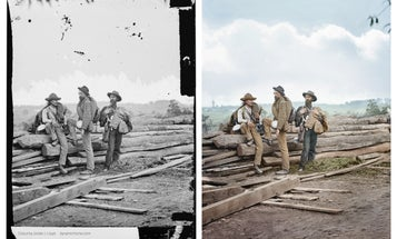 The Civil War In Color