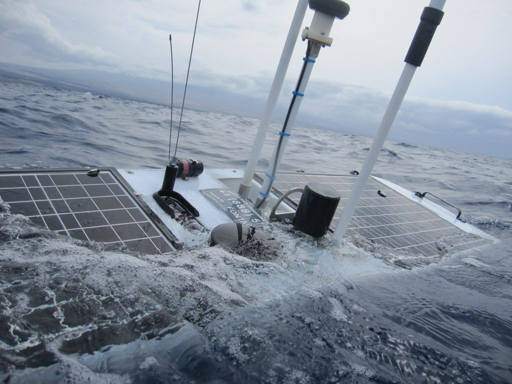 Oceangoing Robot Comes Ashore In Australia, Completing A 9,000-Mile Autonomous Pacific Crossing