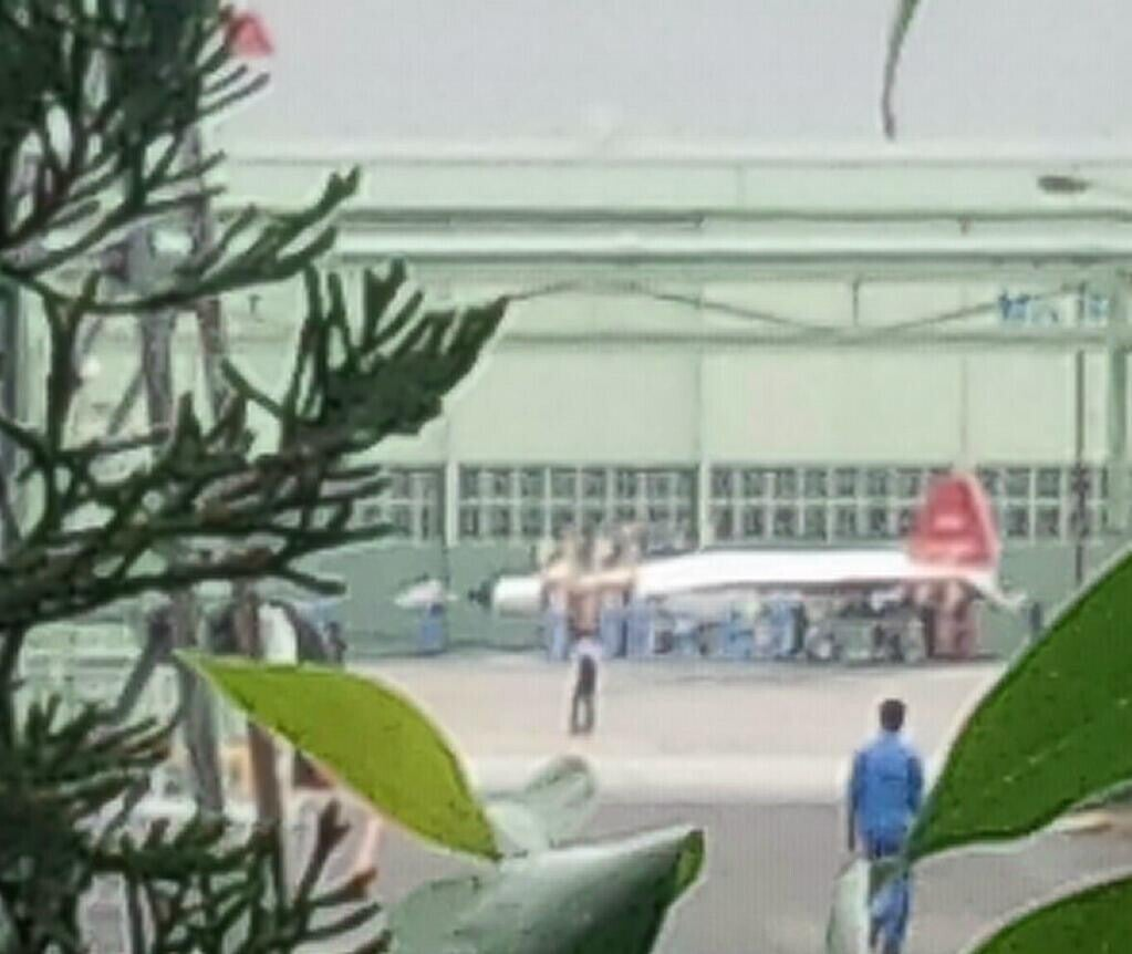 Does This Grainy Image Show Japan's First Stealth Fighter?