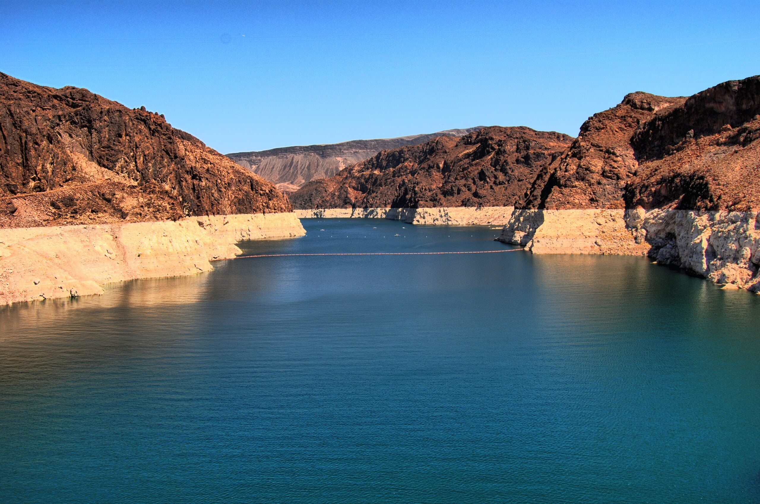 Lake Mead Has Dropped To Its Lowest Level Ever