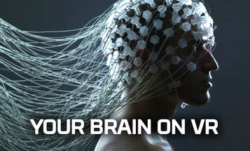 'Future First': This Is Your Brain On VR