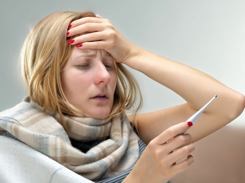 How to tell if you really have a fever