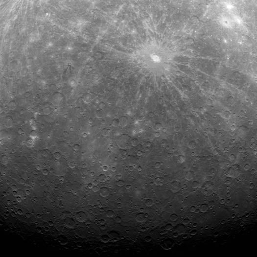 Gallery: Messenger Sends Back First-Ever Pictures From Orbit Around Mercury [Updated]