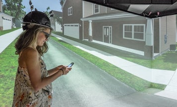 Can your smartphone stop you from getting hit by a car?