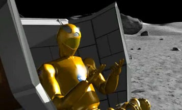 NASA's Project M Puts Scientists' Avatars On the Moon