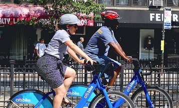 Bike Shares Make Cities Safer For Bikers