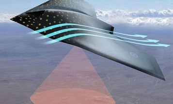 Sensorized 'Skin' Could Help Aircraft Detect Damage