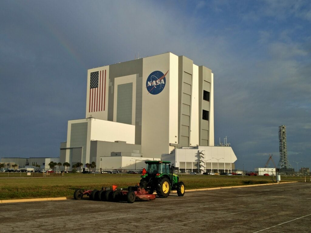 Kennedy Space Center's Vehicle Assembly Building