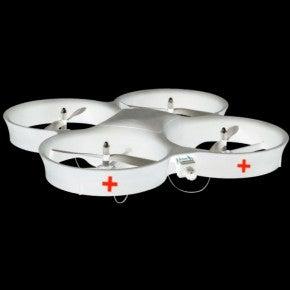 Medical Aid Quadcopter