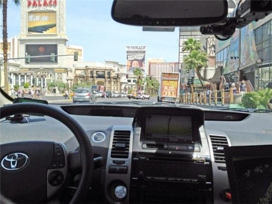 Nevada Issues a Driver's License to Google's Self-Driving Car