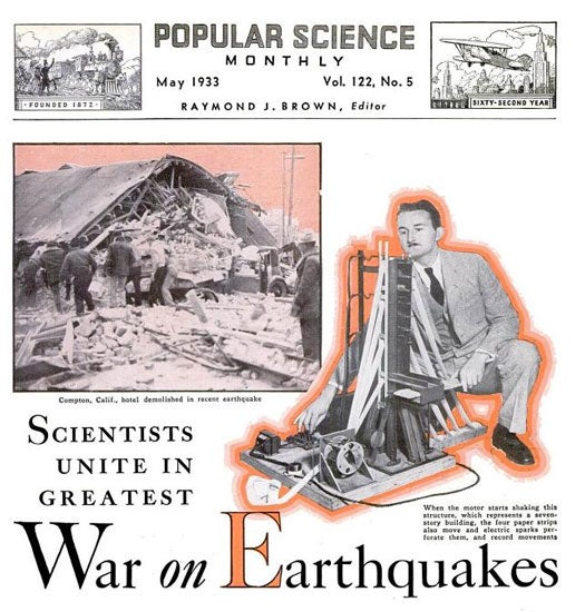 How Science Has Battled Natural Disasters