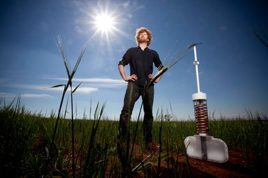 Airdrop, Which Harvests Moisture Directly From Desert Air, Wins James Dyson Award