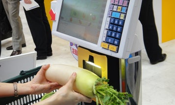 Video: Supermarket Checkout Scanner Uses Object Recognition Instead of Bar Codes